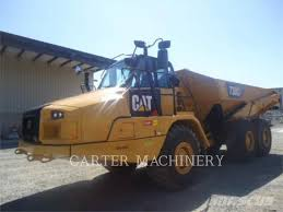 Caterpillar 730C2 Price: €466,747, 2017 - Articulated Dump Truck ...