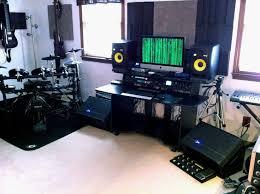 Home Recording Studio Setup Ideas Stylist Design 175 Best Studios Images On Pinterest