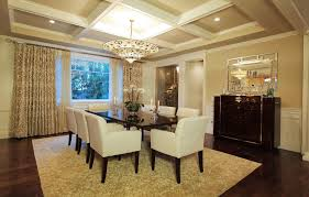 Formal Dining Room Sets Four Black Painted Wood Bow Backrest Chairs Presenting Two White Oval Wooden Tables H Stretcher Mortise