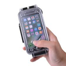 Waterproof Underwater 40m 130ft Diving Phone Bag Case Cover for