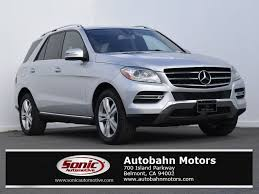 Brake And Lamp Inspection Fremont Ca by Used Mercedes Benz M Class For Sale In Fremont Ca Edmunds