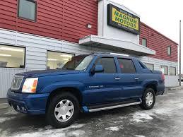 100 Cadillac Truck Magnum Motors Soldotna And Wasilla 2003 Escalade EXT