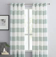 Walmart Canada Bathroom Curtains by Hometrends Mason Stripe Window Panel Walmart Canada
