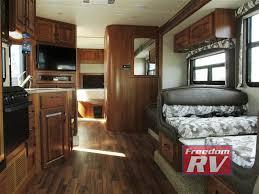 Jayco Greyhawk Class C RV Motorhome Interior