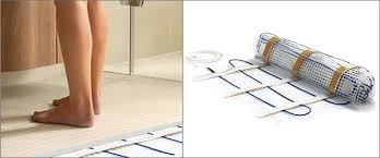heated bathroom floors justbeingmyself me
