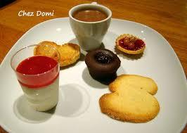 dessert assiette gourmande facile tartelettes à la gelée de groseilles domi vous ouvre sa porte