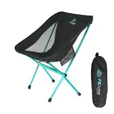 FE Active - Compact Folding Chair Built With Full Aluminum Designed As  Ultralight Portable Camping Chair For Beach, Hiking, Trekking, Backpacking,  ... Coreequipment Folding Camping Chair Reviews Wayfair Ihambing Ang Pinakabagong Wfgo Ultralight Foldable Camp Outwell Angela Black 2 X Blue Folding Camping Chair Lweight Portable Festival Fishing Outdoor Red White And Blue Steel Texas Flag Bag Camo Version Alps Mountaeering Oversized 91846 Quik Gray Heavy Duty Patio Armchair Outlander By Pnic Time Ozark Trail Basic Mesh With Cup Holder Zanlure 600d Oxford Ultralight Portable Outdoor Fishing Bbq Seat Revolution Sienna