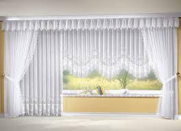 bogen gardinen fur wohnzimmer caseconrad