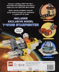 Star Wars Room Decor Uk by Lego Star Wars Build Your Own Adventure Amazon Co Uk Dk Daniel