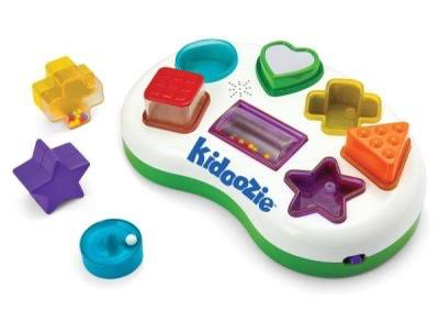 Kidoozie Lights 'N Sounds Shape Sorter