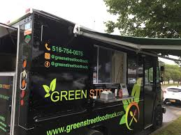 Mark And Lynn Are Famished: Green Street Food Truck Brings Vegan ... The Electric Food Truck Revolution Green Action Centre Marijuana Food Truck Makes Its Denver Debut Eco Top Stock Photo Picture And Royalty Free Image Whats On The Menu 12 Trucks At Guthrie Wednesdays Eat Up Bonnaroo Expands And Beer Tent Options For 2015 Axs Red Koi Lounge Grillgirl Guide Acres Ice Cream Buffalo News Banner Or Festival Vector Seattle Shawarma Food Reggae Chicken Archives Bench Monthly