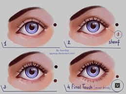 Eyelashes Tutorial By AyyaSAP