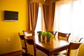Original Decision Of Placing Yellow Dining Room Chairs In Your Interior
