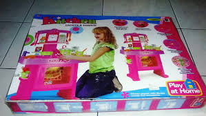 kitchen set light and sound toys from kids and play world youtube