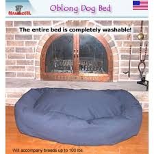 Mammoth Dog Beds by Oblong Dog Beds