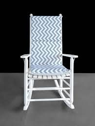 Adults Gray Chevron Rocking Chair Cushion, Zig Zag Seat Covers Aztec Print Rocking Chair Cushions Outdoor Bench Cushion Garden Pillow Plow Hearth Classic With Ties Qvccom Storkcraft Hoop Glider And Ottoman Set Vine Pattern Kids Baby Store Crate Barrel Gripper Saturn Celadon Jumbo Girl Nautica Crib Bedding 100 Must Meet In Locust Grove Chevron Sun Lounger Replacement Suede Seat Padded Recliner Pads Removable Chairs For Children High Chair Baby Design How Much Fabric Do You Need A Project Martha Stewart