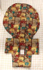Evenflo Expressions High Chair Circus by Eddie Bauer Chair Pad High Chair Cover Jenny Lind Chair Cover
