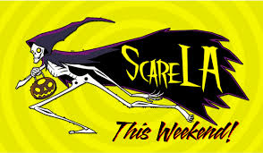 Halloween Mazes In Los Angeles Ca by This Weekend Don U0027t Miss Scarela The Premier Halloween And Horror