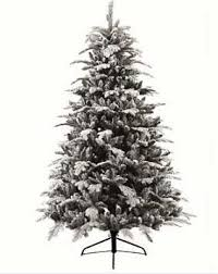 The Branches Are Hinged Meaning Setting Up Is Very Easy This Tree One Of Our Most Popular Flocked Christmas Trees