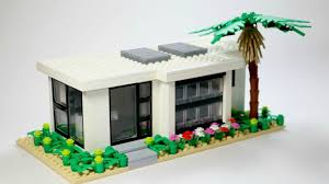 100 Small Lego House LEGO Tiny Modern Home MOC YouTube