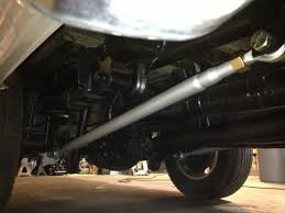 Home Made Traction Bars - Ford Powerstroke Diesel Forum