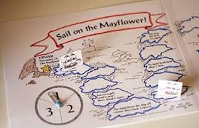 Free Printable Sail On The Mayflower Game By Scholastic Would Make A Great Addition To Early American History