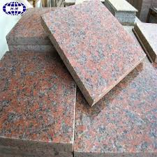Granite Flooring China Maple Leaf Red Design Buy Product On Cost In Kerala