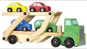 100 Melissa And Doug Trucks Car Carrier Cars Toys For Kids YouTube