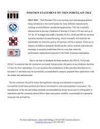 The Tile Shop Lexington Ky by Technical Features U2013 Page 2 U2013 Tileletter