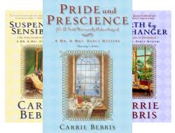 Mr And Mrs Darcy Mysteries 7 Book Series By Carrie Bebris