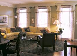 Gold And White Window Curtains by Dining Room White And Gold Curtains With Dining Room Window