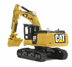 100 Cat Truck Toys CAT 150th TR40003 Excavator Engineering Vehicles Model
