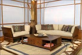 Living Room Wood Furniture Astounding Minimalist Backyard On