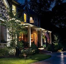 kichler landscape lighting led low voltage outdoor dallas tx 7