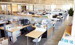 The best office layout according to Hong Kong professionals