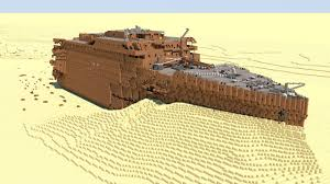 100 the sinking of the britannic minecraft 100 years ago a