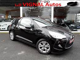 citroen ds3 occasions ds3 cabrio racing so chic ouest