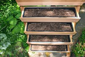 Wall Vegetable Garden Living Balcony Container With Soil Retaining Ideas