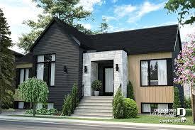 Modern Houseplans House Plan Scandia No 3159