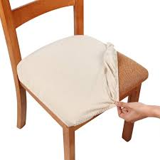 10 Best Dining Chair Seat Covers (2019 Shopping Guide ... Formal Ding Room Chair Slipcovers Sew Sweet Fabric Ballad Bouquet By Waverly Long Slipcover 100 Cotton Machine Washable Box Cushion Winsome Wide Recliner Inch Covers Rocker Dropcloth For Leather Parsons Chairs In 2019 4 Ways To Cover Wikihow Astonishing Kitchen Fniture 33 Best Of Fancy Pictures For Shabby Chic Ding Room Fuenteagregarco How Make A Custom Hgtv Folding Design Armchair