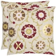 Red Decorative Pillows by Throw Pillows Clearance U0026 Liquidation For Less Overstock Com