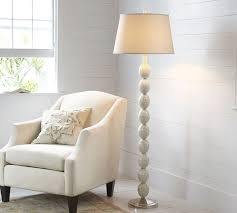 Pottery Barn Floor Lamp Shades by Jolie Mother Of Pearl Floor Lamp Base Pottery Barn