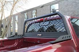 100 Dee Zee Truck Accessories Cab Rack DZ95070RB Titan Equipment And
