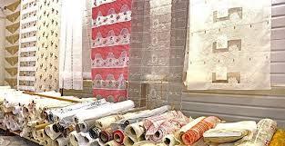 voilage au metre photos de la boutique tissus du grand large à benoît