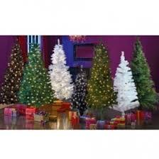 7 Ft Pre Lit Christmas Tree Argos by Green Pre Lit Christmas Tree 6ft 4 99 Argos