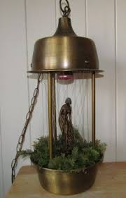 Antique Hanging Oil Rain Lamp by Vintage Brass Oil Lamp Foter