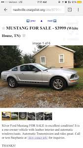 05 With 200k Miles #Mustang #usedcar #car #cars | Www.auto-junk ... Garden Amazing Nashville Craigslist Farm And Decor Color Chevy Rat Rod Pickup Truck Extreme Burnout Fairgrounds Used Trucks Okc Satisfying Tn Cars Van Equipment Ladder Racks Liftgates Accsories Inlad Ding Oklahoma City Fniture By Owner Thieves Rent A Car And Then Sell It At Mcdonalds Best Selling Around The Globe Coast To 2014 Tennessee For Sale By How Search All Nashville Craigslist Motorcycles Waittingco Nashvillecraigslistorg