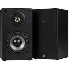 Bookshelf Home Speakers and Subwoofers