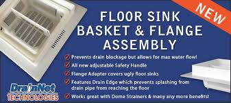 floor sink baskets restaurant commercial kitchen drain and