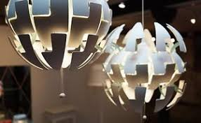 Hanging Lamp Ikea Indonesia by Ikea Ps 2014 Pendant Lamp Modern Ceiling Globe Light Silver